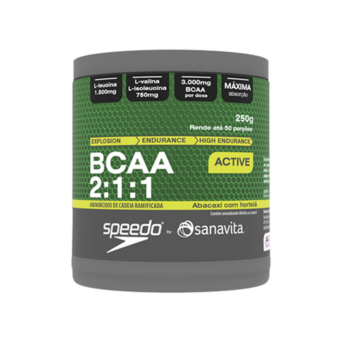 BCAA Speedo 2-1-1 Active